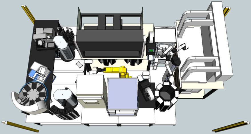 machine that automates processes